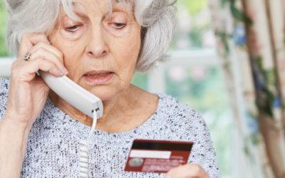 Avoiding Senior Fraud