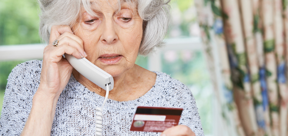 Avoiding Senior Fraud