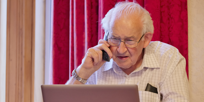 Scamming Seniors in Today's World